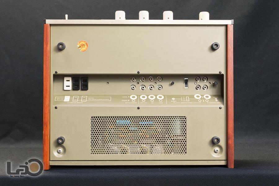 JBL SA600 Solid State Amplifier ◇ トランジスタ・プリメインアンプ ◇6