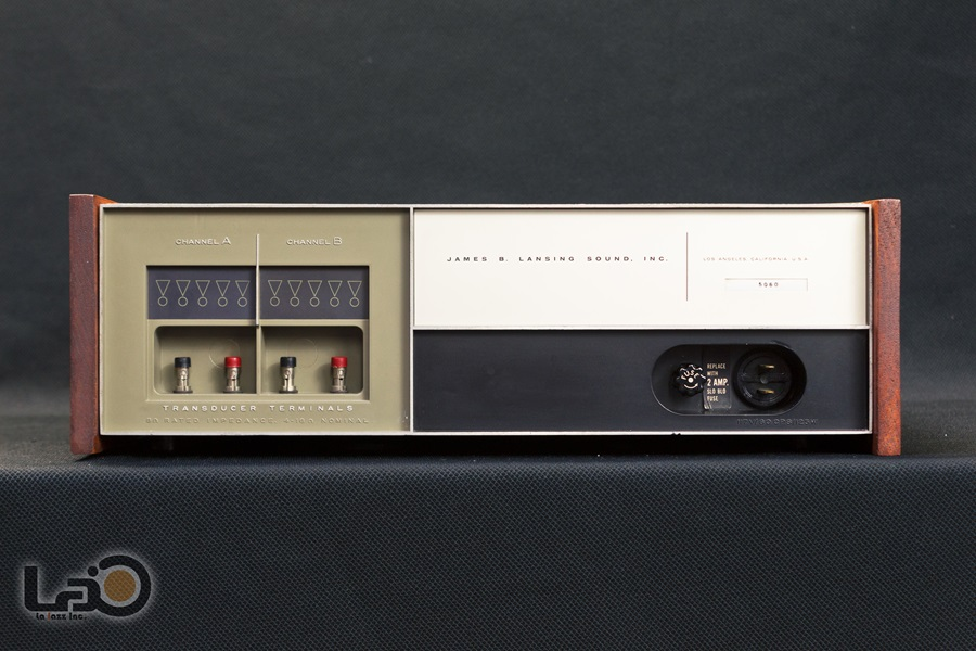 JBL SA600 Solid State Amplifier ◇ トランジスタ・プリメインアンプ ◇8