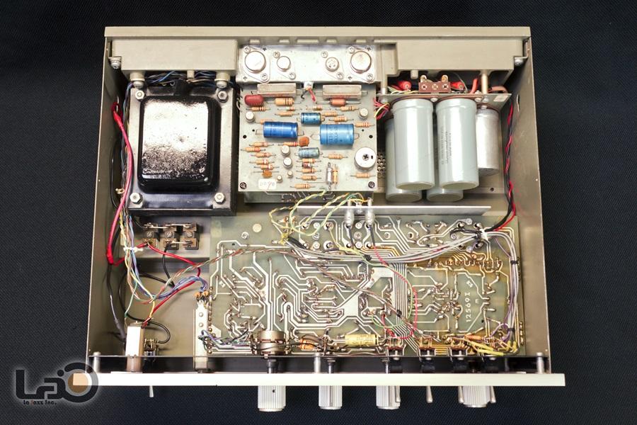 JBL SA600 Solid State Amplifier ◇ トランジスタ・プリメインアンプ ◇10