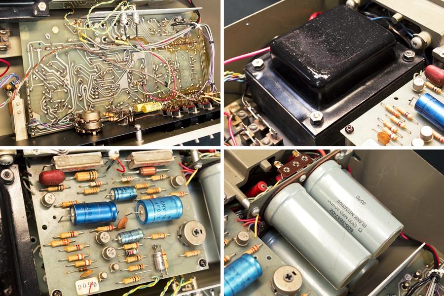 JBL SA600 Solid State Amplifier ◇ トランジスタ・プリメインアンプ ◇11