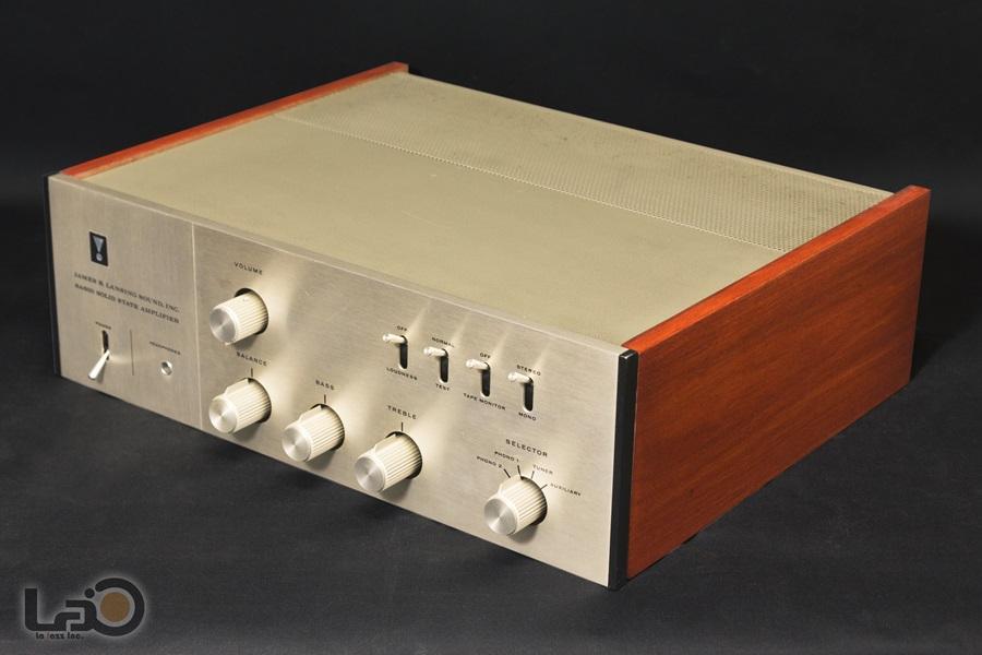 JBL SA600 Solid State Amplifier ◇ ステレオ・プリメインアンプ S/N:4462◇2