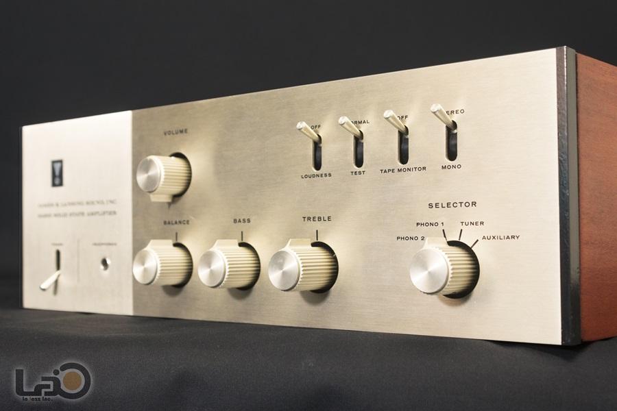 JBL SA600 Solid State Amplifier ◇ ステレオ・プリメインアンプ S/N:4462◇6
