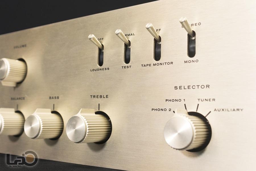 JBL SA600 Solid State Amplifier ◇ ステレオ・プリメインアンプ S/N:4462◇7