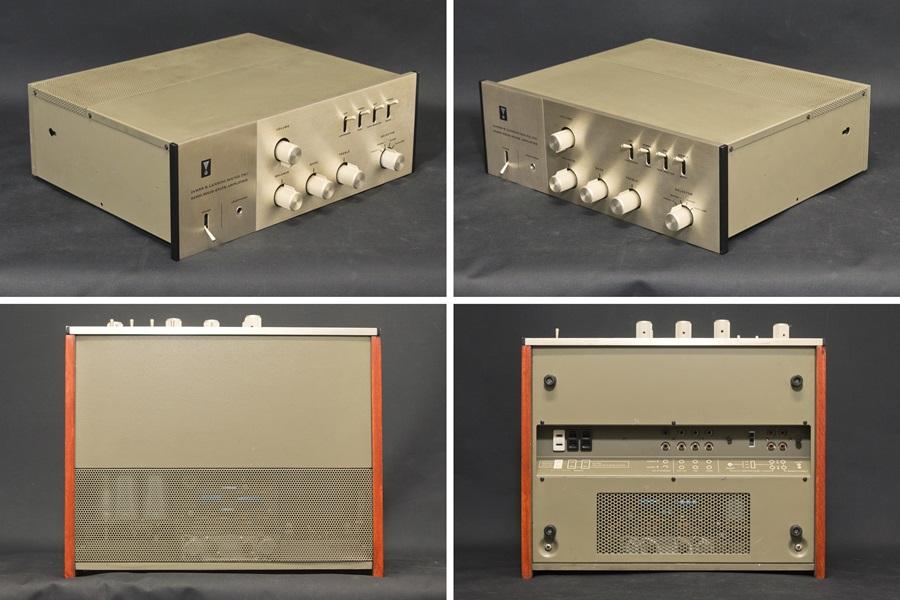 JBL SA600 Solid State Amplifier ◇ ステレオ・プリメインアンプ S/N:4462◇10