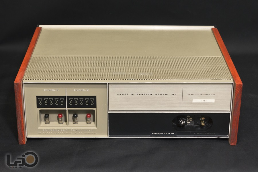 JBL SA600 Solid State Amplifier ◇ ステレオ・プリメインアンプ S/N:4462◇11
