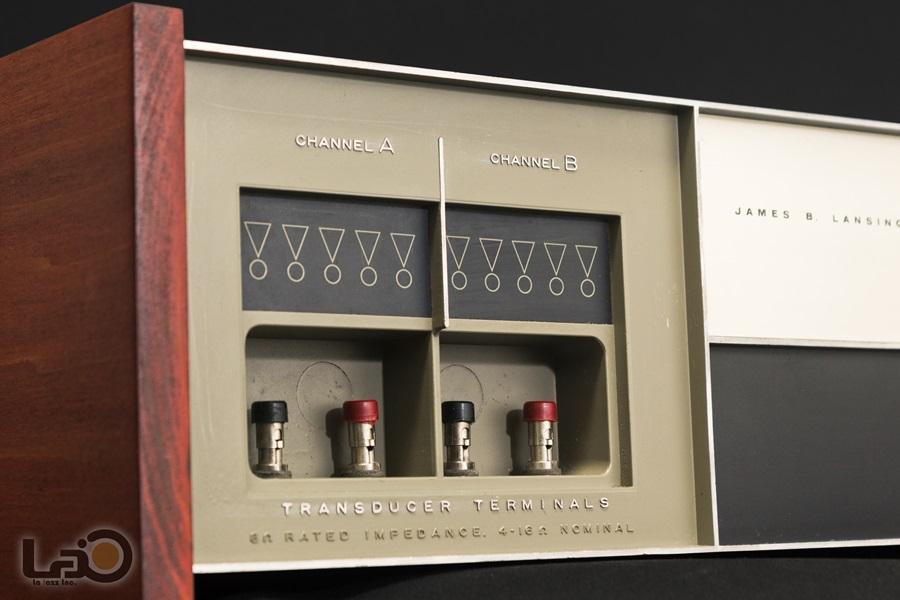 JBL SA600 Solid State Amplifier ◇ ステレオ・プリメインアンプ S/N:4462◇13