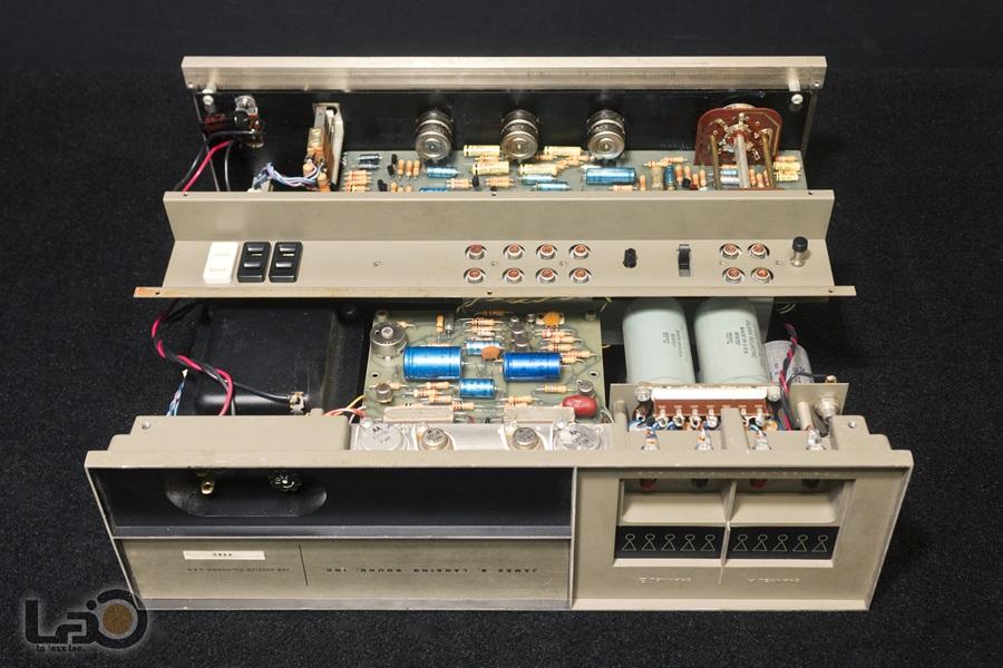 JBL SA600 Solid State Amplifier ◇ ステレオ・プリメインアンプ S/N:4462◇15