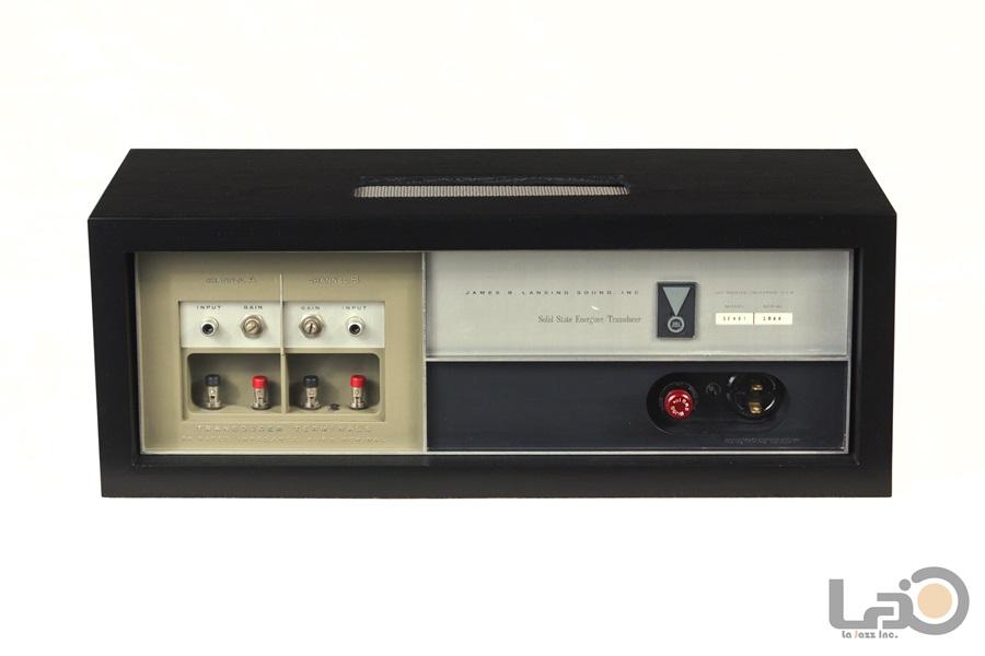 JBL SE401 Solid State Energizer ◇ トランジスタステレオ パワーアンプ (専用ケース付き) ◇4