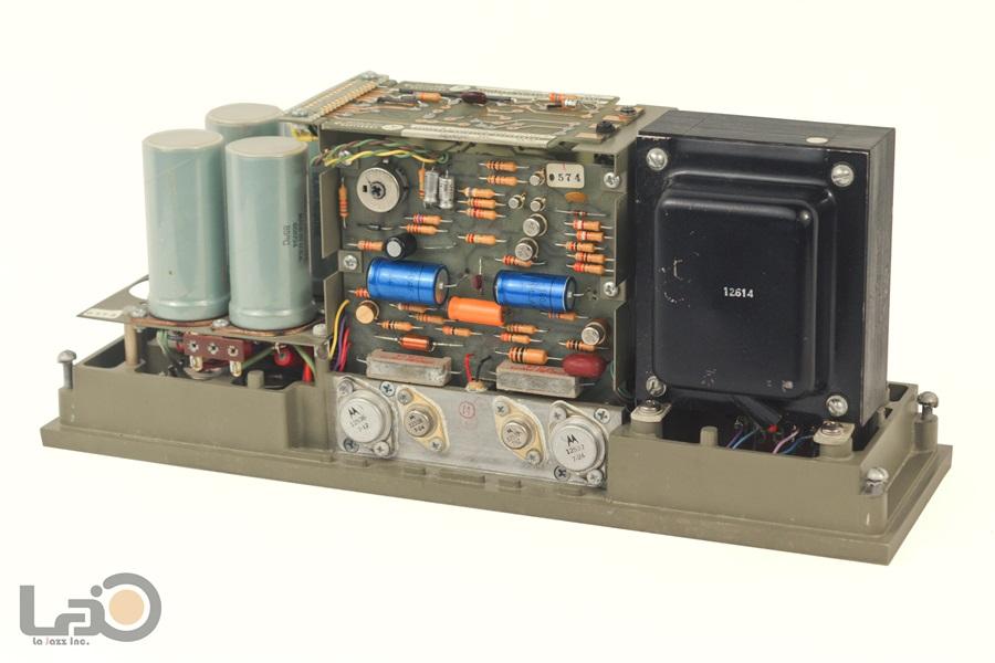 JBL SE408S Transducer Energizer ◇ トランジスタ・パワーアンプ (専用ケース付き) ◇11