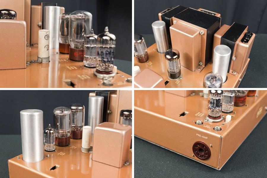 英国 LEAK STEREO 60 Power Amplifier ◇ 英国製 ステレオ・パワーアンプ ◇3