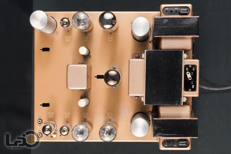 英国 LEAK STEREO 60 Power Amplifier ◇ 英国製 ステレオ・パワーアンプ ◇5