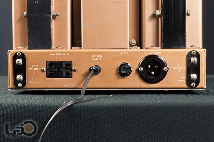 英国 LEAK STEREO 60 Power Amplifier ◇ 英国製 ステレオ・パワーアンプ ◇6