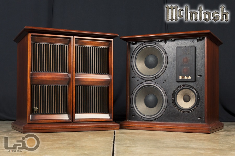 McIntosh ML-2C ◇ マッキントッシュ 4way 6speaker system ◇3