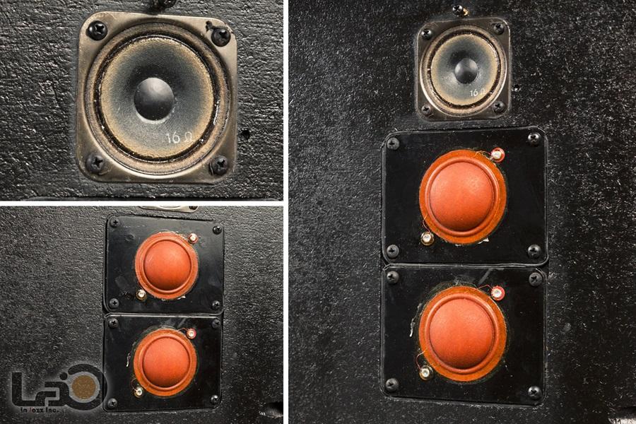 McIntosh ML-2C ◇ マッキントッシュ 4way 6speaker system ◇25