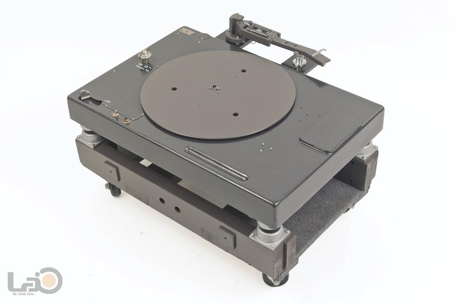 RCA Type 73-B Turntable ◇ 特大17.5インチ(44.5cm)プラッター プロ仕様局用ターンテーブル ◇2
