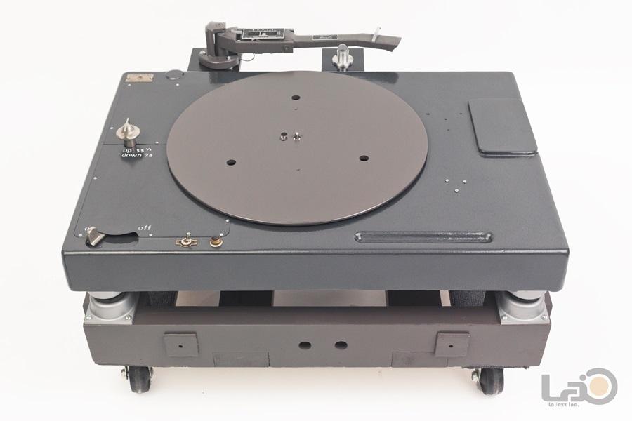 RCA Type 73-B Turntable ◇ 特大17.5インチ(44.5cm)プラッター プロ仕様局用ターンテーブル ◇3