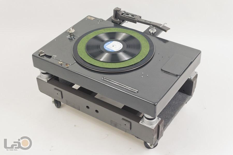 RCA Type 73-B Turntable ◇ 特大17.5インチ(44.5cm)プラッター プロ仕様局用ターンテーブル ◇6