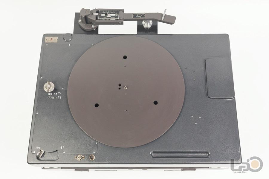 RCA Type 73-B Turntable ◇ 特大17.5インチ(44.5cm)プラッター プロ仕様局用ターンテーブル ◇7