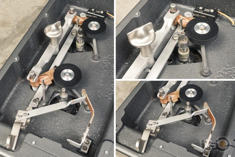 RCA Type 73-B Turntable ◇ 特大17.5インチ(44.5cm)プラッター プロ仕様局用ターンテーブル ◇13