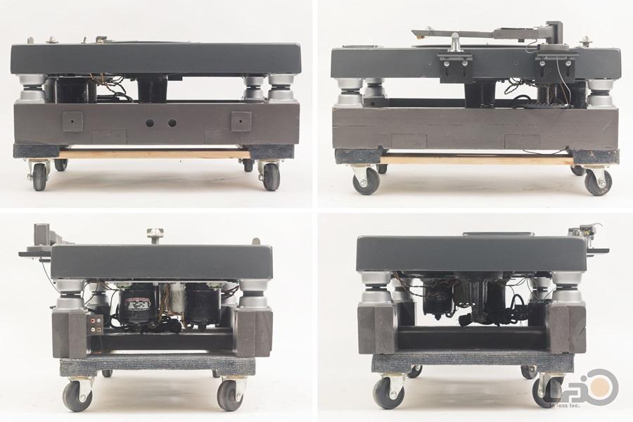 RCA Type 73-B Turntable ◇ 特大17.5インチ(44.5cm)プラッター プロ仕様局用ターンテーブル ◇14