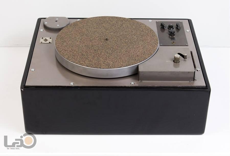 RCA MI-12800-B ◇ 局用ターンテーブル ◇4