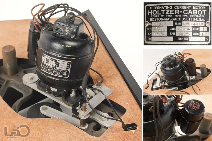 REK-O-KUT Model V Turntable ◇ アイドラー・ドライブ・ターンテーブル 33/45回転 ◇14
