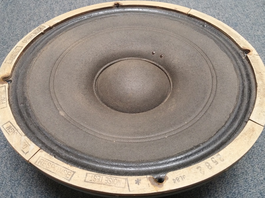 Western Electric 728B Speaker ◇ ウェスタン・エレクトリック フルレンジユニット ◇5