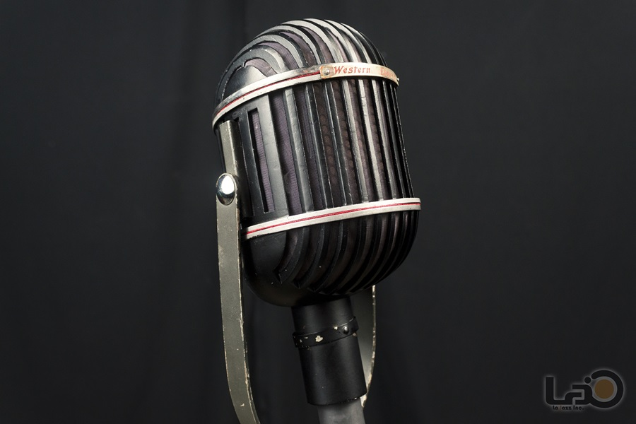 Western Electric 639A ◇ ウェスタン・エレクトリック 639A 「鉄仮面」 リボンマイク ◇2