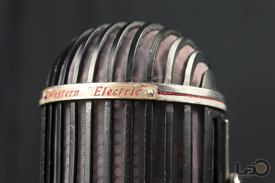 Western Electric 639A ◇ ウェスタン・エレクトリック 639A 「鉄仮面」 リボンマイク ◇3