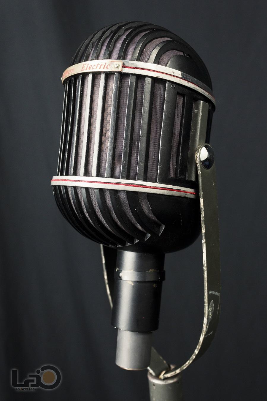 Western Electric 639A ◇ ウェスタン・エレクトリック 639A 「鉄仮面」 リボンマイク ◇5