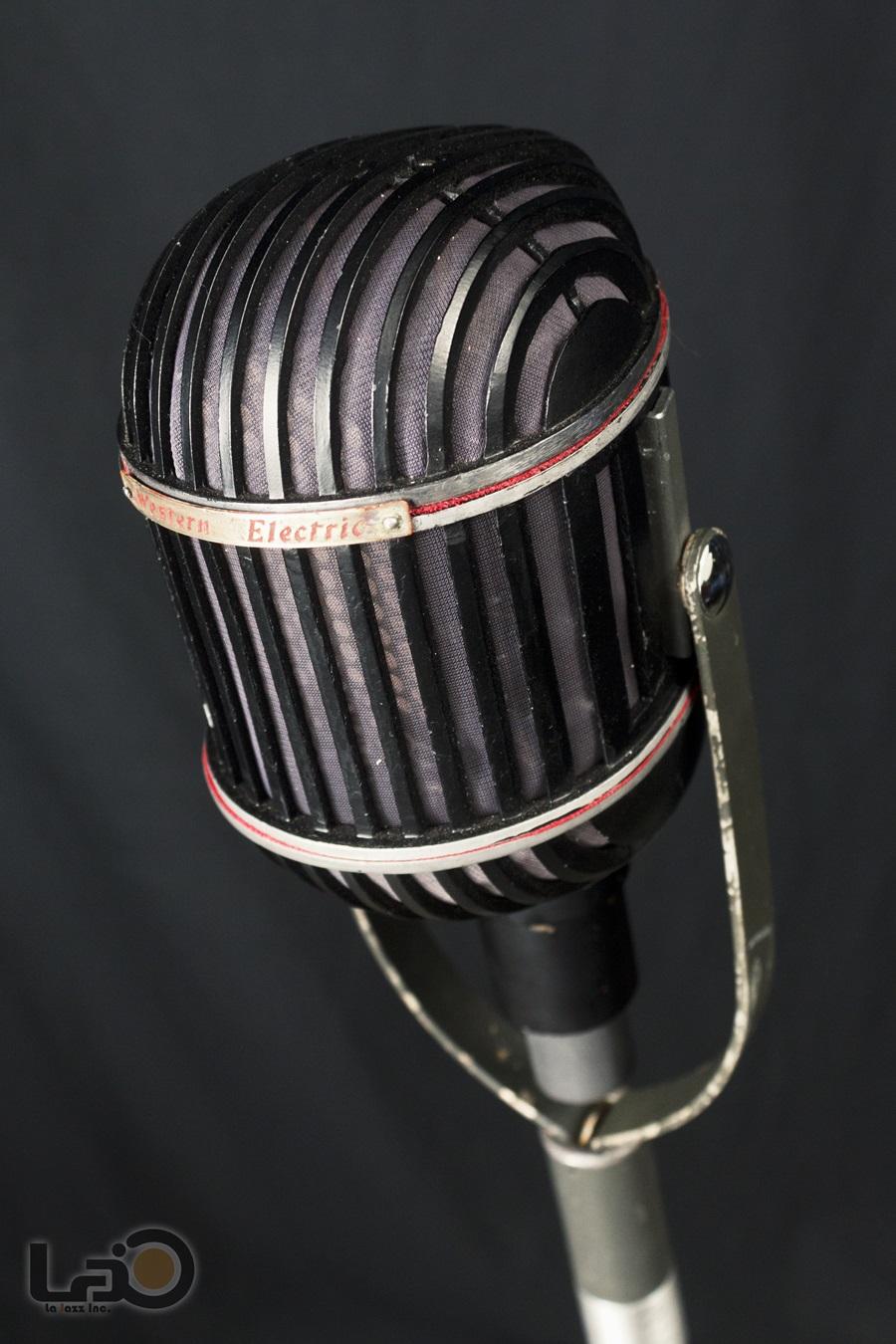 Western Electric 639A ◇ ウェスタン・エレクトリック 639A 「鉄仮面」 リボンマイク ◇6