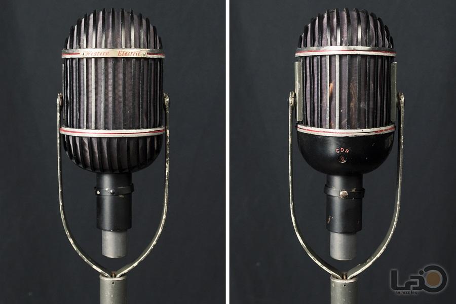 Western Electric 639A ◇ ウェスタン・エレクトリック 639A 「鉄仮面」 リボンマイク ◇8