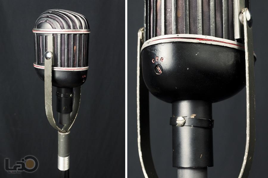 Western Electric 639A ◇ ウェスタン・エレクトリック 639A 「鉄仮面」 リボンマイク ◇9