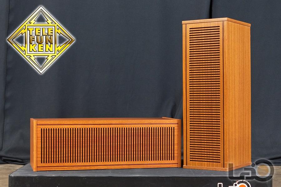 TELEFUNKEN RB46 Hi-Fi Loud Speaker ◇ テレフンケン 3ウェイ3スピーカー ◇