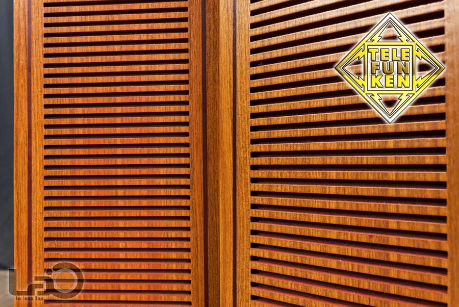 TELEFUNKEN RB46 Hi-Fi Loud Speaker ◇ テレフンケン 3ウェイ3スピーカー ◇2
