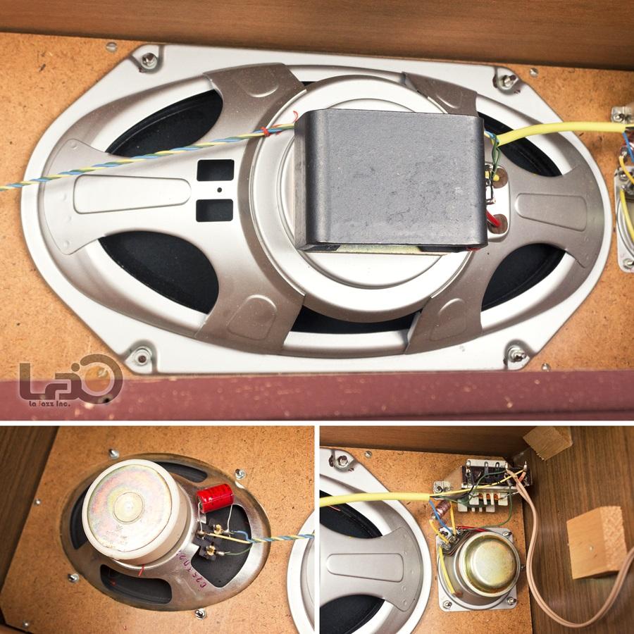 TELEFUNKEN RB46 Hi-Fi Loud Speaker ◇ テレフンケン 3ウェイ3スピーカー ◇14