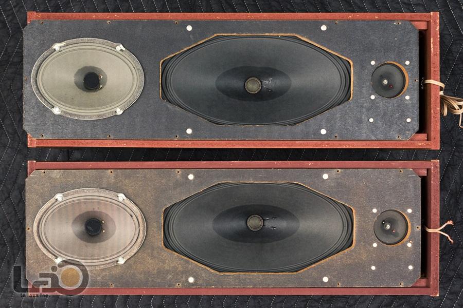 TELEFUNKEN RB46 Hi-Fi Loud Speaker ◇ テレフンケン 3ウェイ3スピーカー ◇16