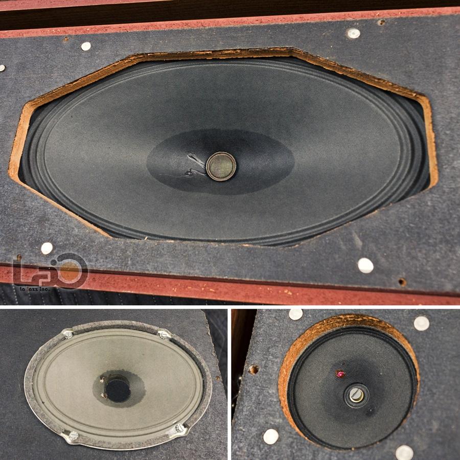 TELEFUNKEN RB46 Hi-Fi Loud Speaker ◇ テレフンケン 3ウェイ3スピーカー ◇18