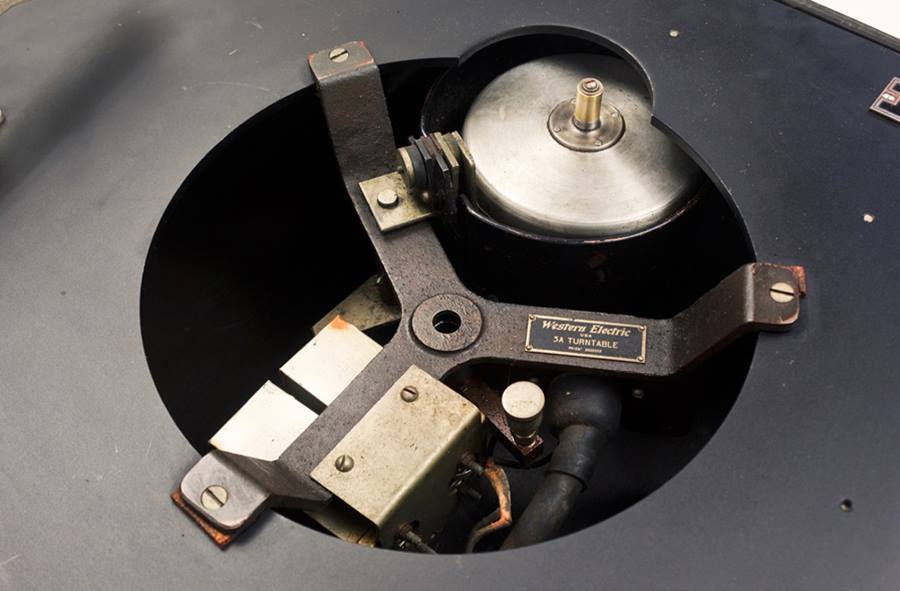 Western Electric 300-A Reproducer Set Turntable ◇ ウェスタン ターンテーブル ◇13