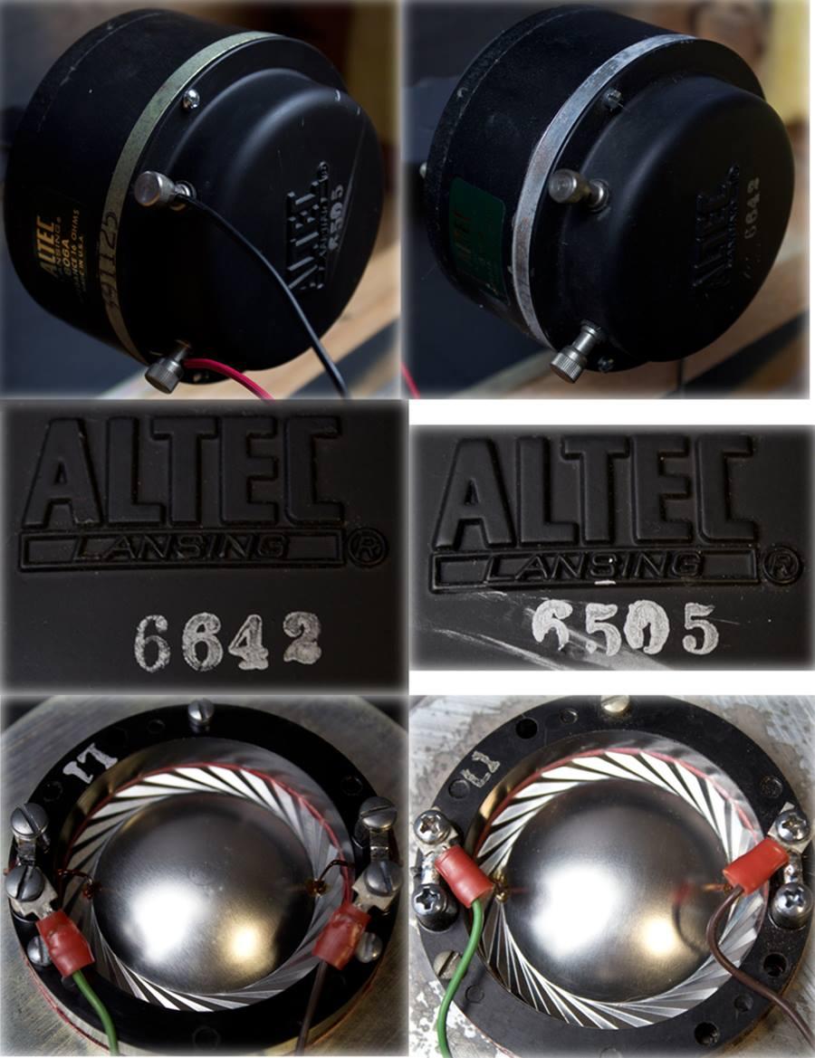 ALTEC A8 ◇ アルテック ペア 米松合板キャビネット 16Ω仕様 ◇12