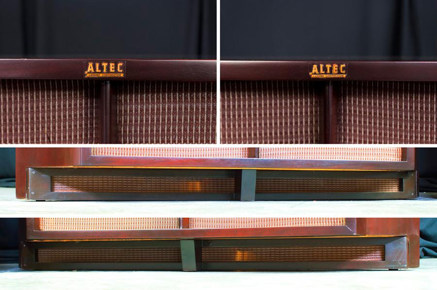 ALTEC 820A ICONIC ◇ アイコニック 803B + 802C ペア ◇11