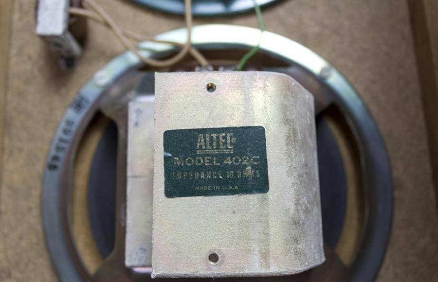 ALTEC 836A LIDO ◇ アルテック リド フルレンジ ペア ◇18