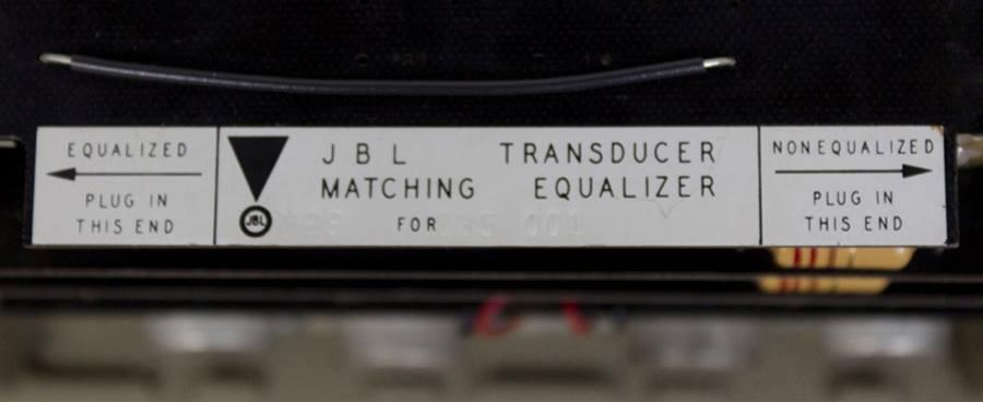 JBL SE401 ◇ トランジスタステレオパワーアンプ ◇10