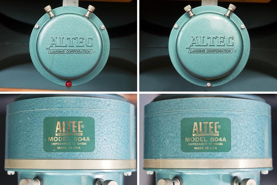 ALTEC 838A CARMEL ◇アルテック / カーメル◇19