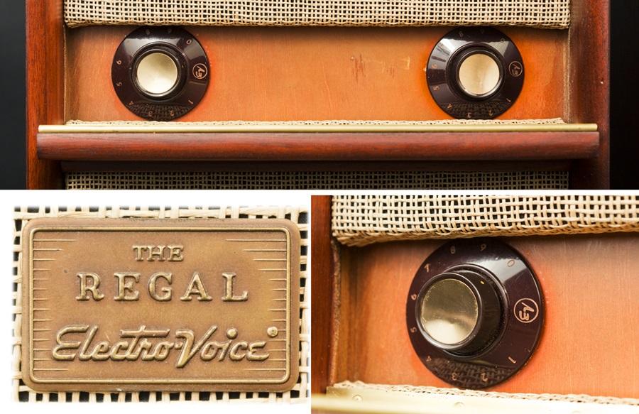 ELECTRO VOICE REGAL III ◇ エレボイ / リーガル III ◇12
