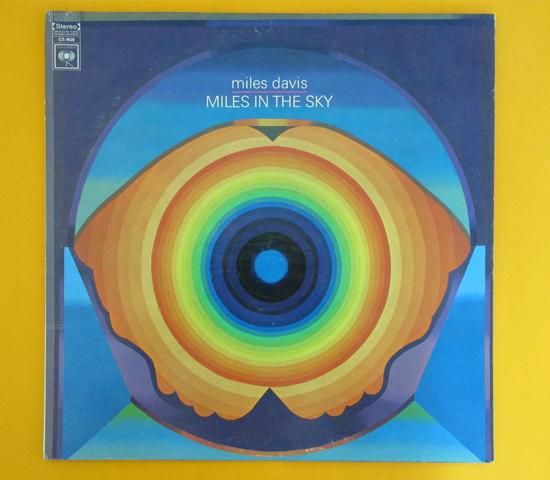 価格応談◆MILES DAVIS/MILES IN THE SKY ◆米 2EYES