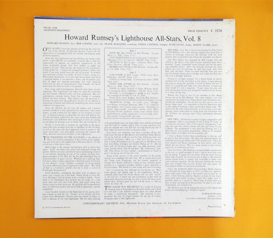 価格応談◆HOWARD RUMSEY ◆CONTEMPORARY 米 深溝2