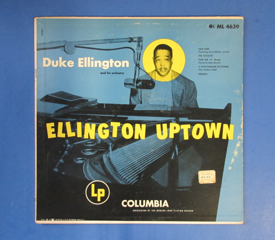 ◆DUKE ELLINGTON/ELLINGTON UPTOWN◆6EYES 米深溝