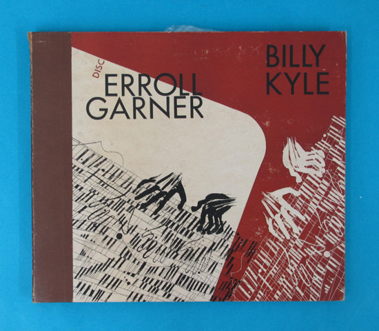 価格応談◆SP盤◆3枚組◆ERROLL GARNER◆DISC NEW YORK 米深溝