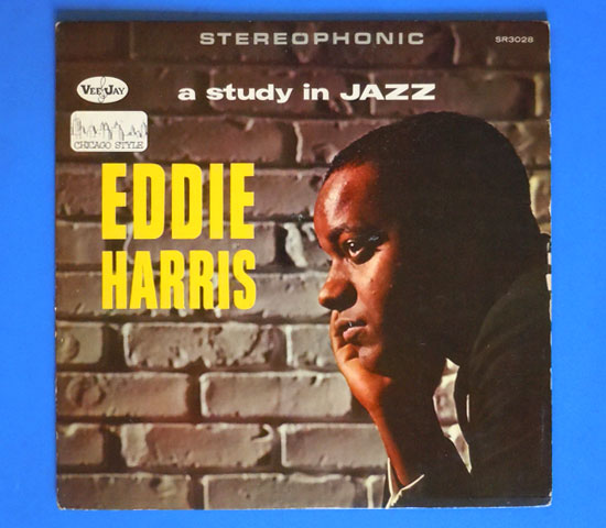 ◆HARRIS/A STUDY IN JAZZ VEE&JAY◆米盤